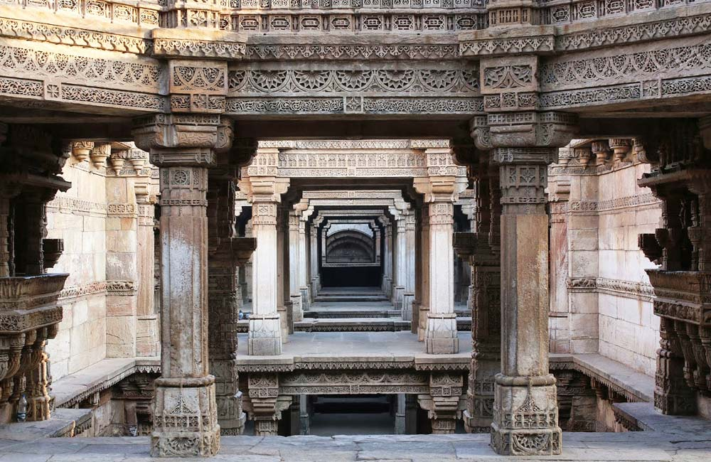 Adalaj Step Well | Among the Best Places to Visit near Ahmedabad within 100 km
