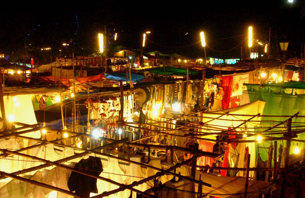 Mackie's Night Bazaar | Places to Visit in Goa at Night