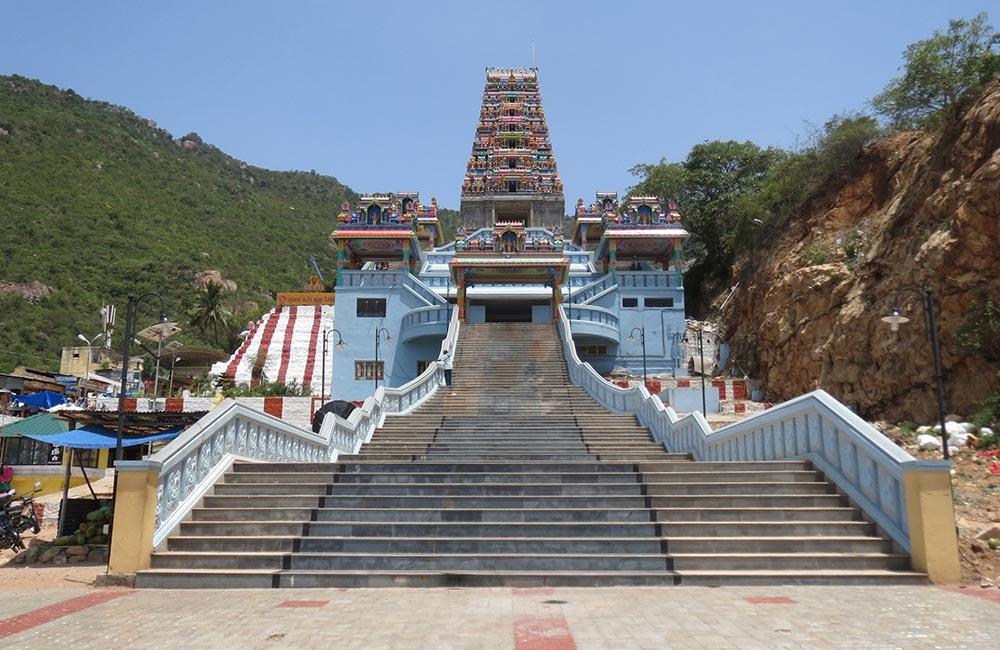 Arulmigu Maruthamalai Murugan Temple | temples in coimbatore for marriage