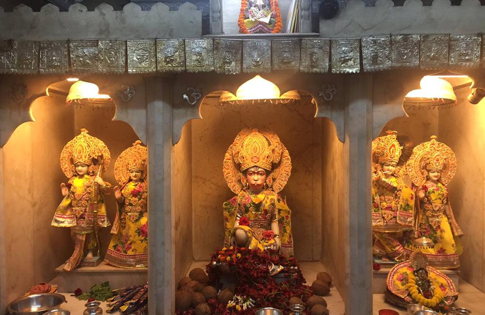 Sri Bal Hanuman Mandir | Biggest Hanuman Mandir in Kolkata