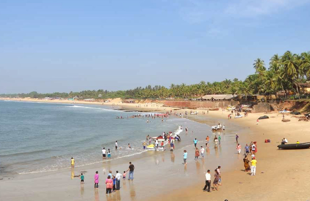 Places to Visit in Goa: Beaches – Bountiful Nature
