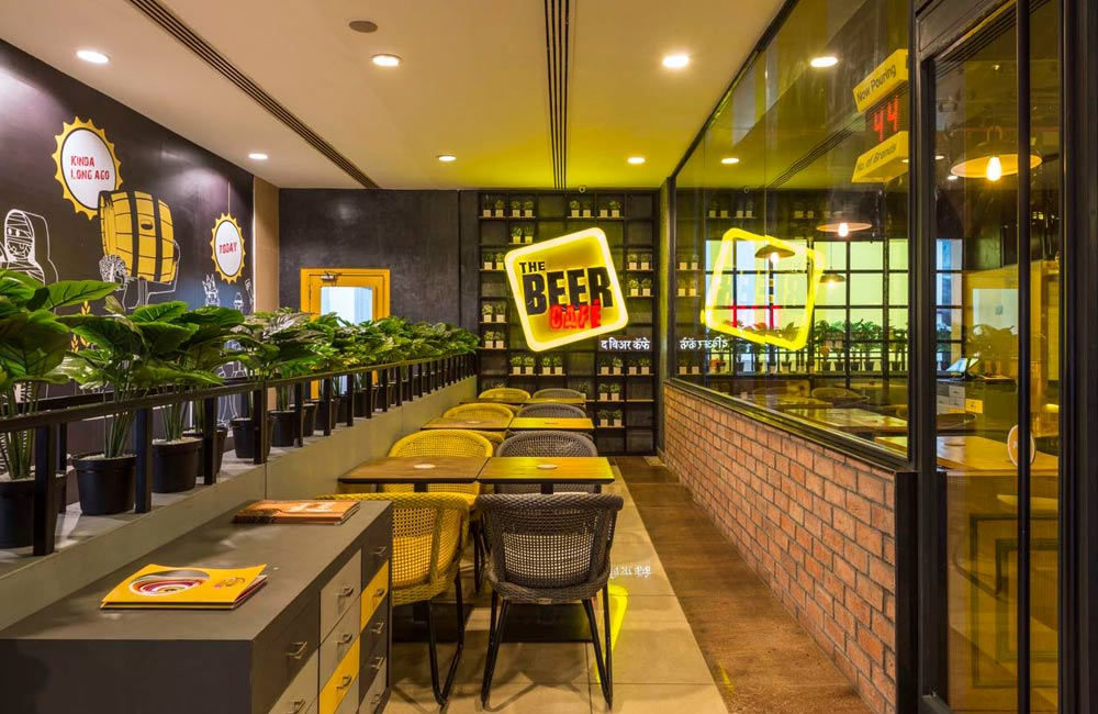 The Beer Café | Places to Hangout in Mumbai at night