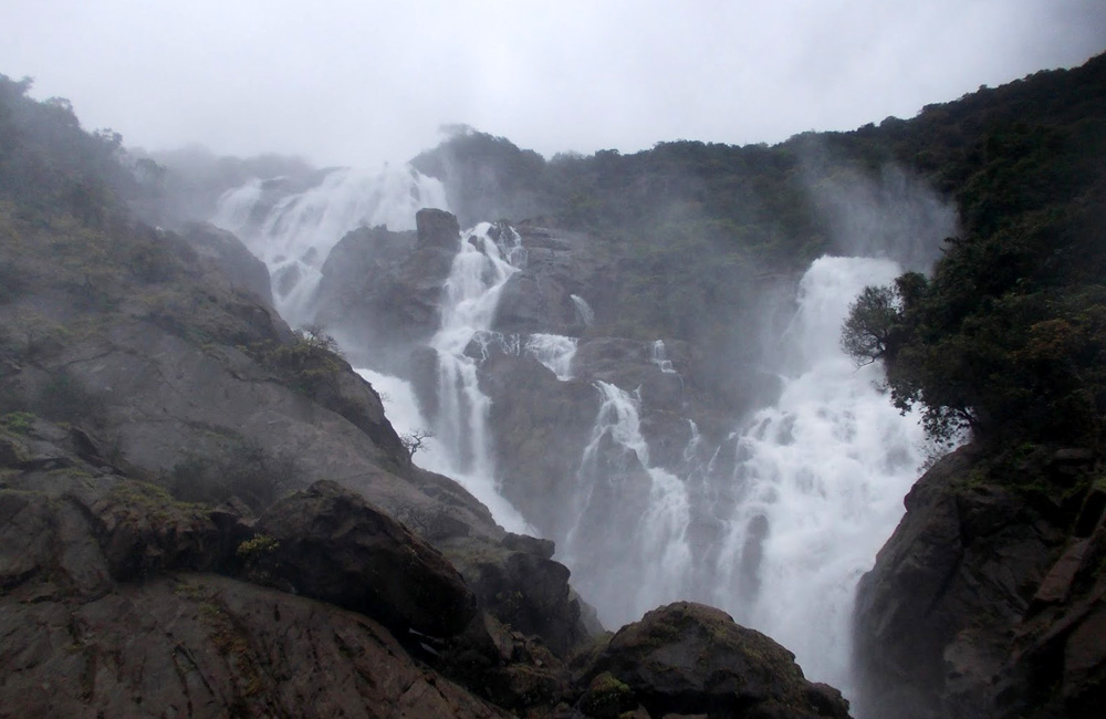 Best Time to Visit Dudhsagar Falls