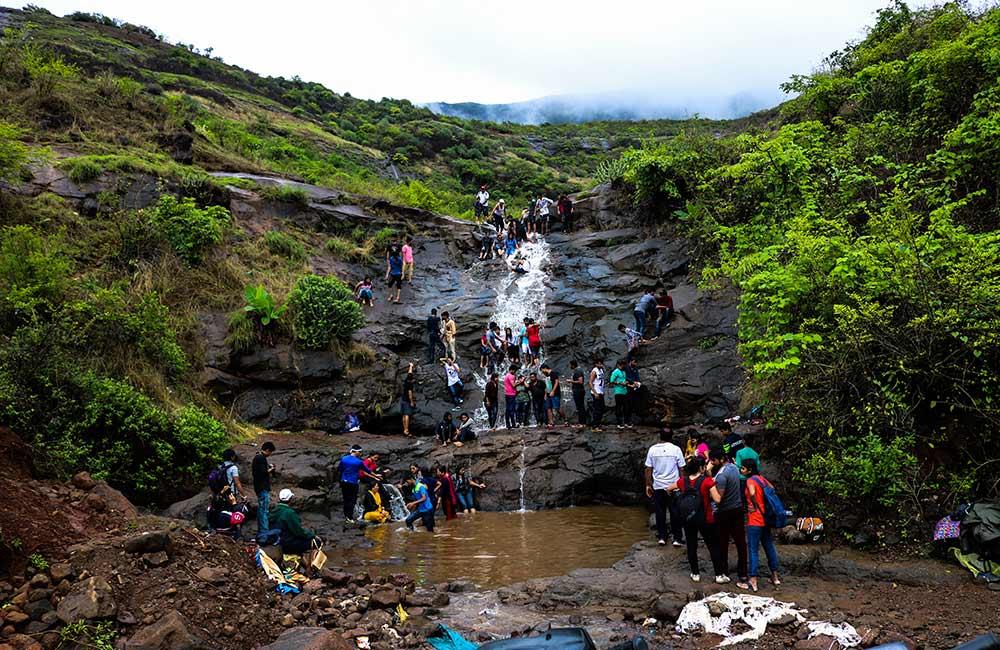 Bhaje Waterfalls