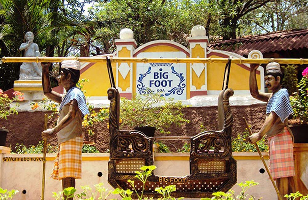 Big Foot Cross Museum | Top Museums in South Goa