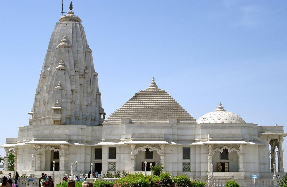 Birla Mandir in Jaipur, Birla Temples in Jaipur