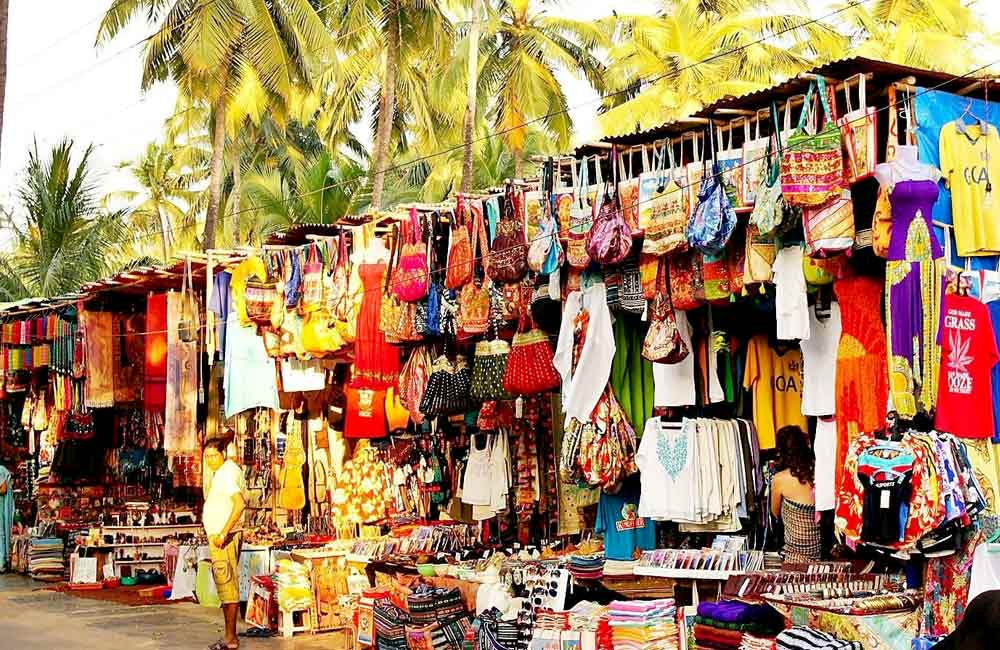 Image result for shopping in goa
