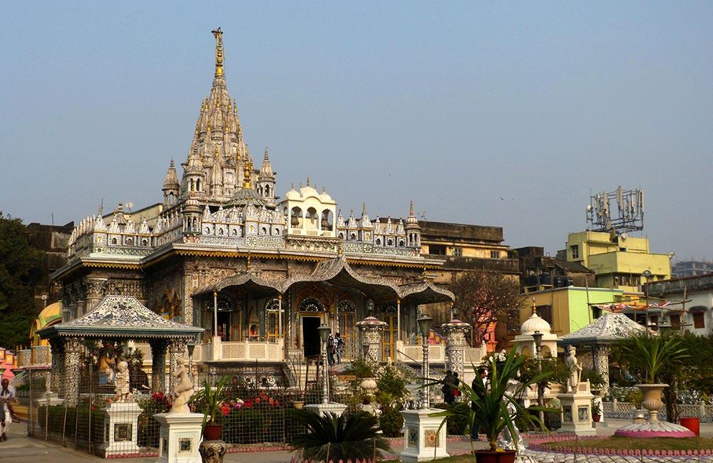Calcutta Jain Temple | Jain Temples in Kolkata