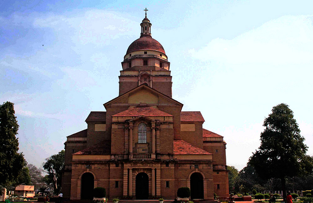 The Cathedral Church of the Redemption | Churches near Central Secretariat, New Delhi