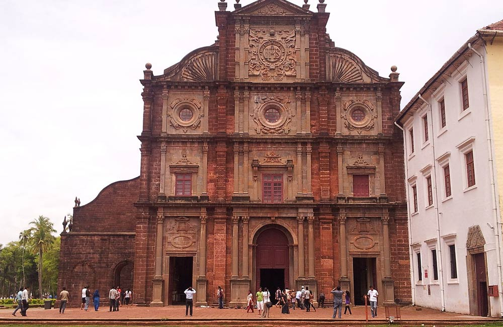 Places to Visit in Goa: Churches – Magnificence Redefined