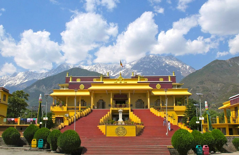 Dharamshala | Hill Station near Amritsar within 300 km