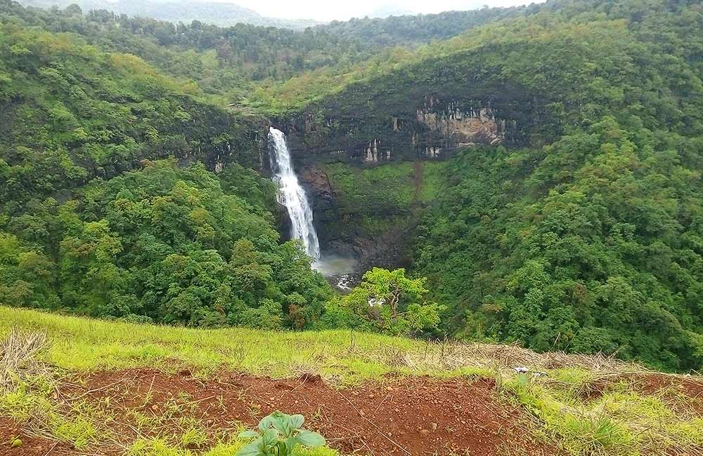Dugarwadi Waterfalls