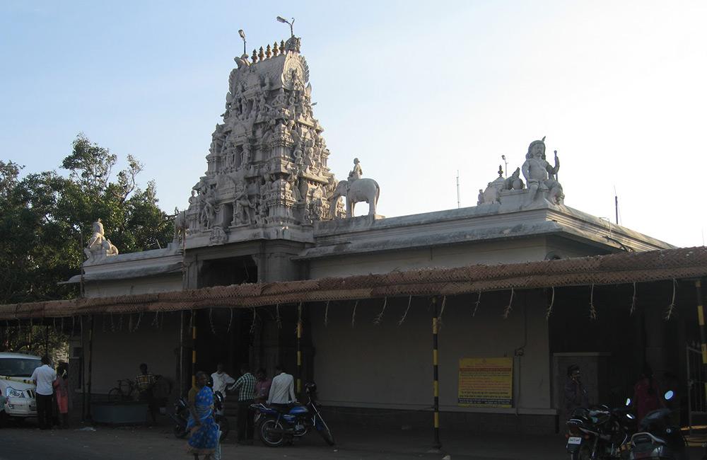 Eachanari Vinayagar Temple | Famous Temples in Coimbatore