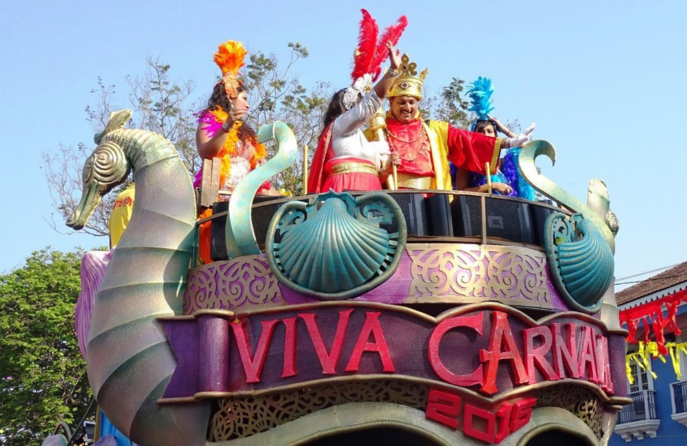 Best Time to Visit Goa for Festivals and Events