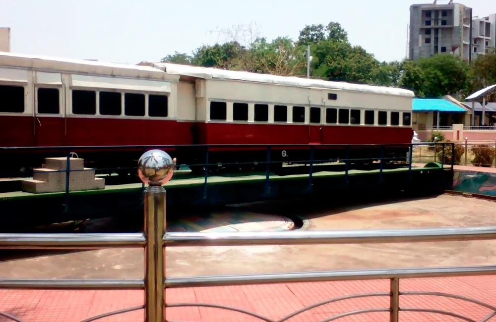 Narrow Gauge Rail Museum | Best Places to Visit in Nagpur with Friends and Family