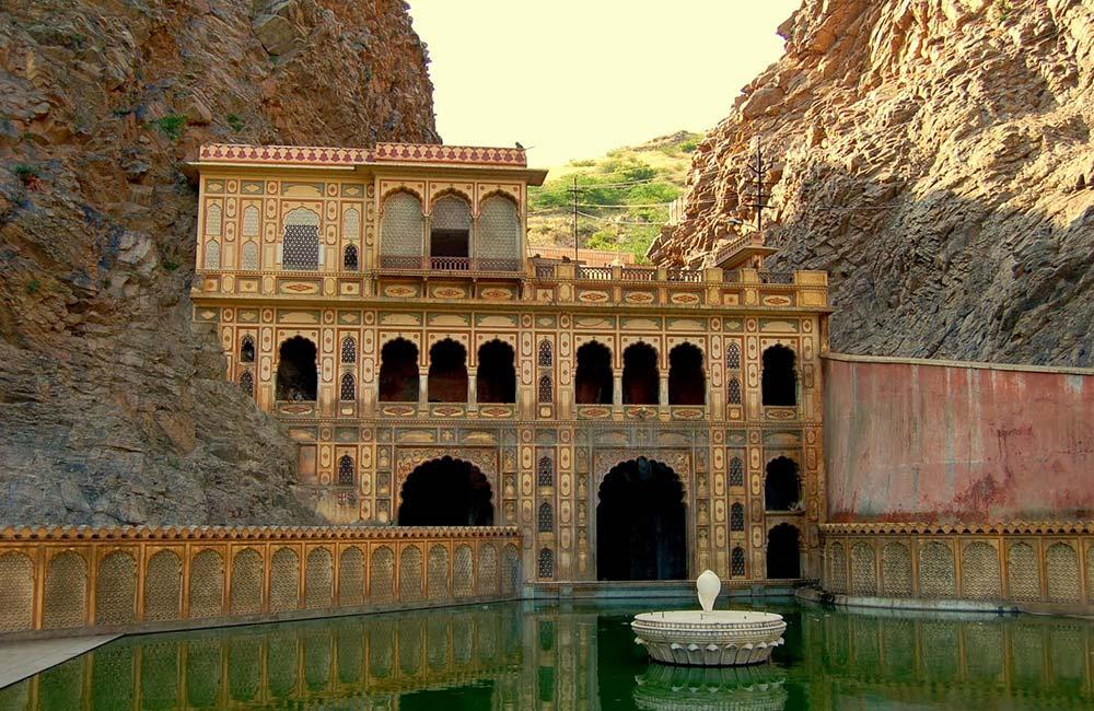 Galta Ji Temple | Temples in Jaipur