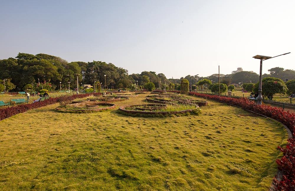 Hanging Gardens | Mumbai