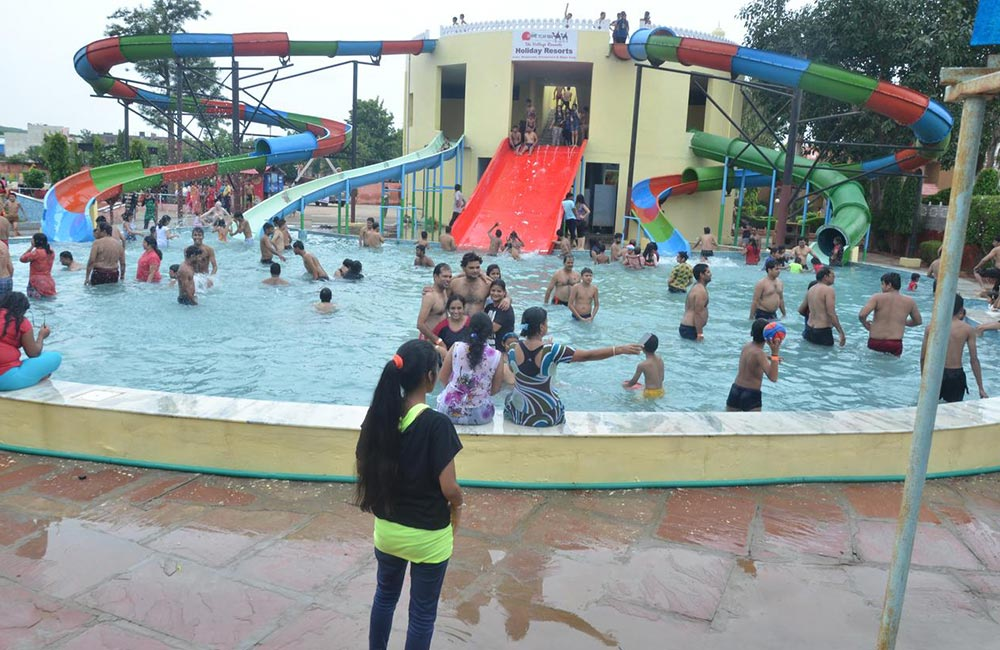 Hotel Apano And Water Park, Best Water Parks in Jaipur