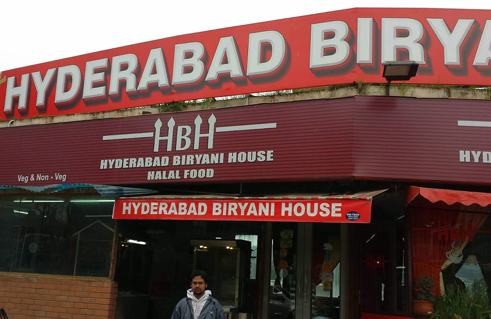Hyderabad Biryani House |  popular Non-veg Restaurants in Ooty