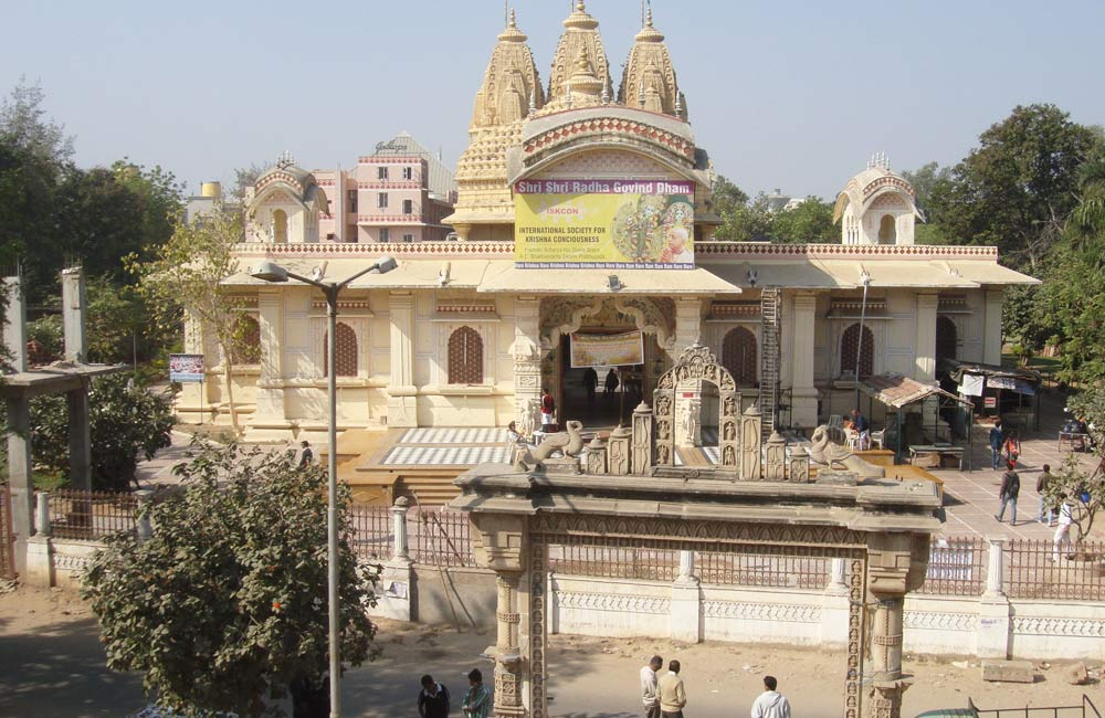 ISKCON Temple | Among the Best Tourist Places in Ahmendabad