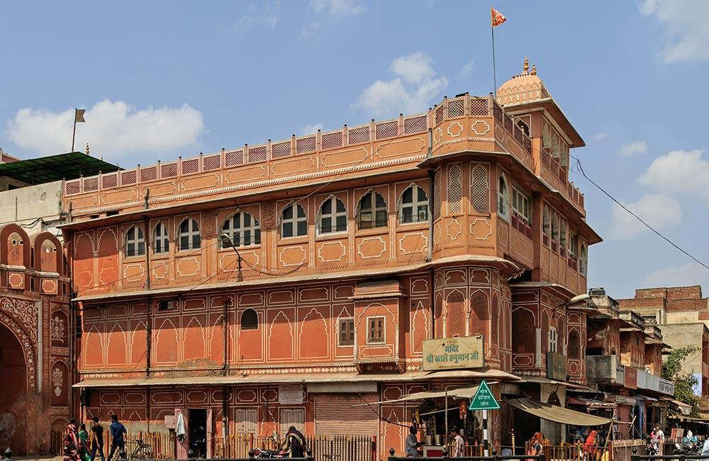 Kale Hanuman Ji Mandir in Jaipur, Hanuman Temples in Jaipur