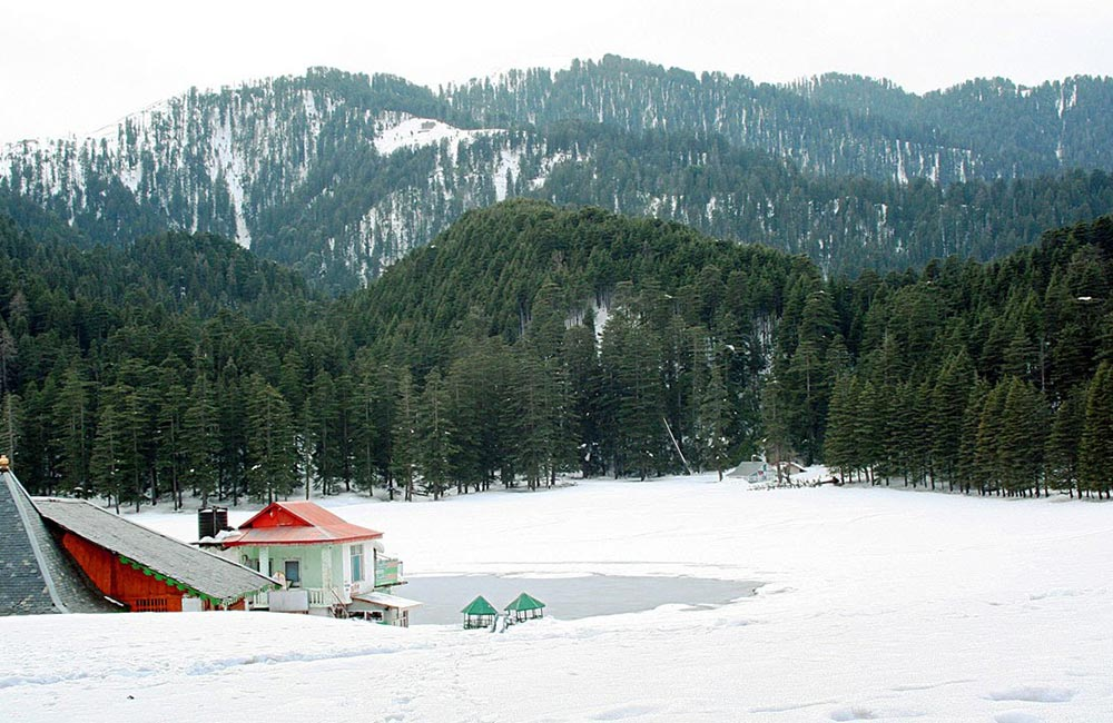 Khajjiar | Weekend Getaways near Amritsar within 300 km