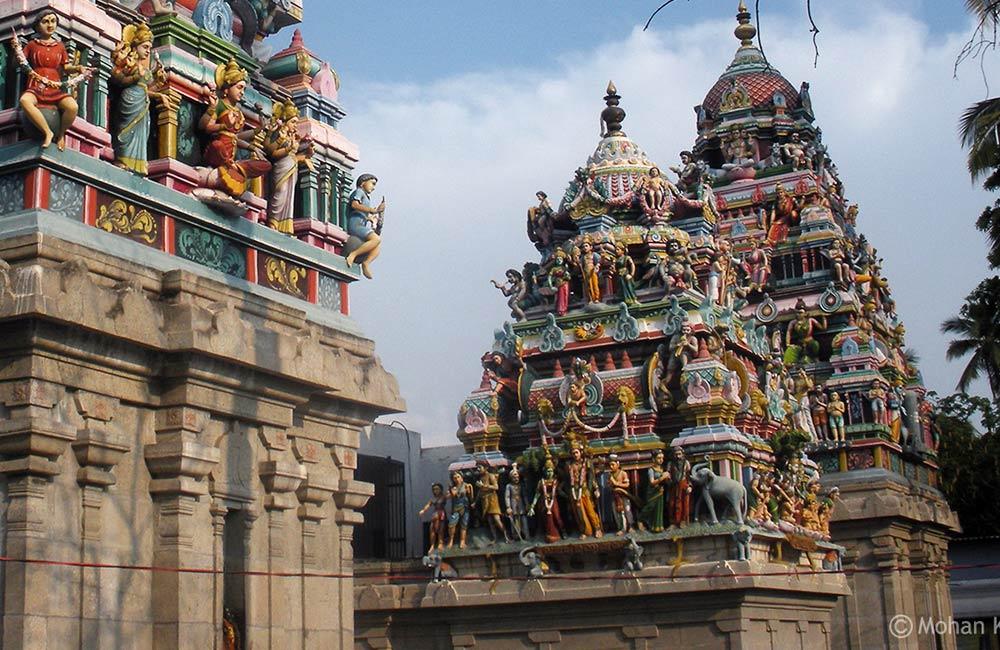 Kottai-Easwaran Temple | Temples in Coimbatore
