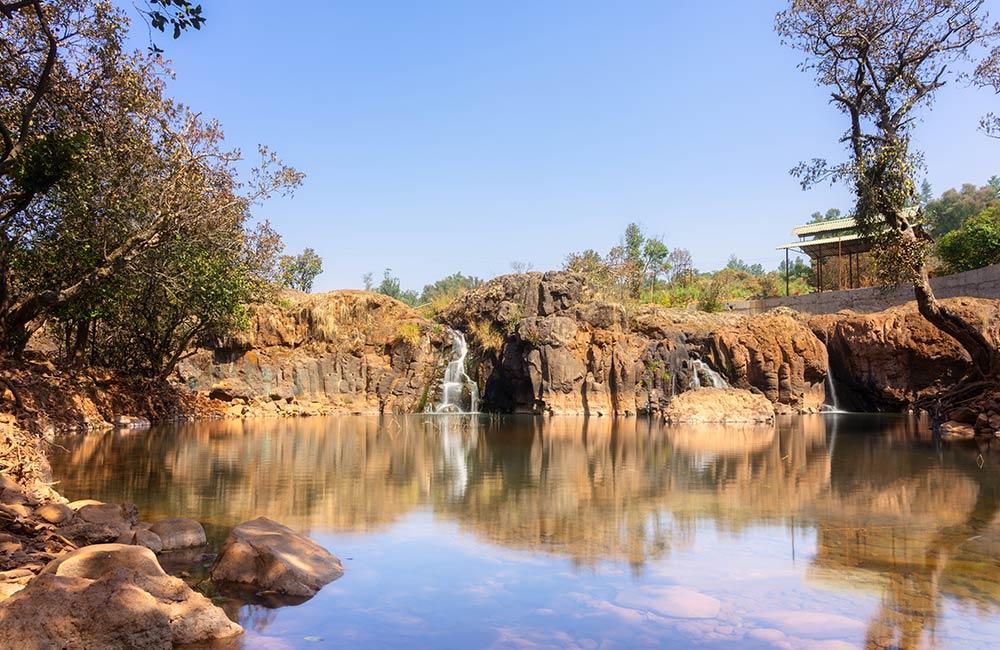 Lingmala Falls, Mahabaleshwar