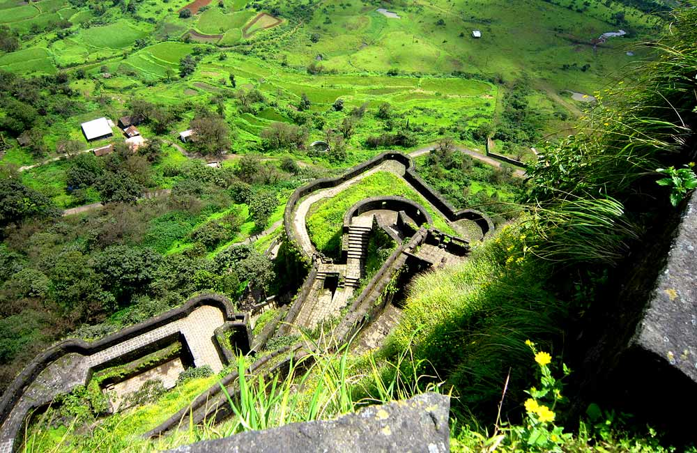 Visit Lohagad Fort in Lonavala