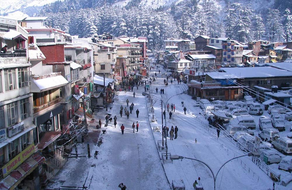 Manali | Weekend Getaways near Amritsar within 400 kms