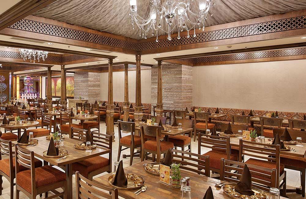 Mandap | Veg Restaurant in Vadodara