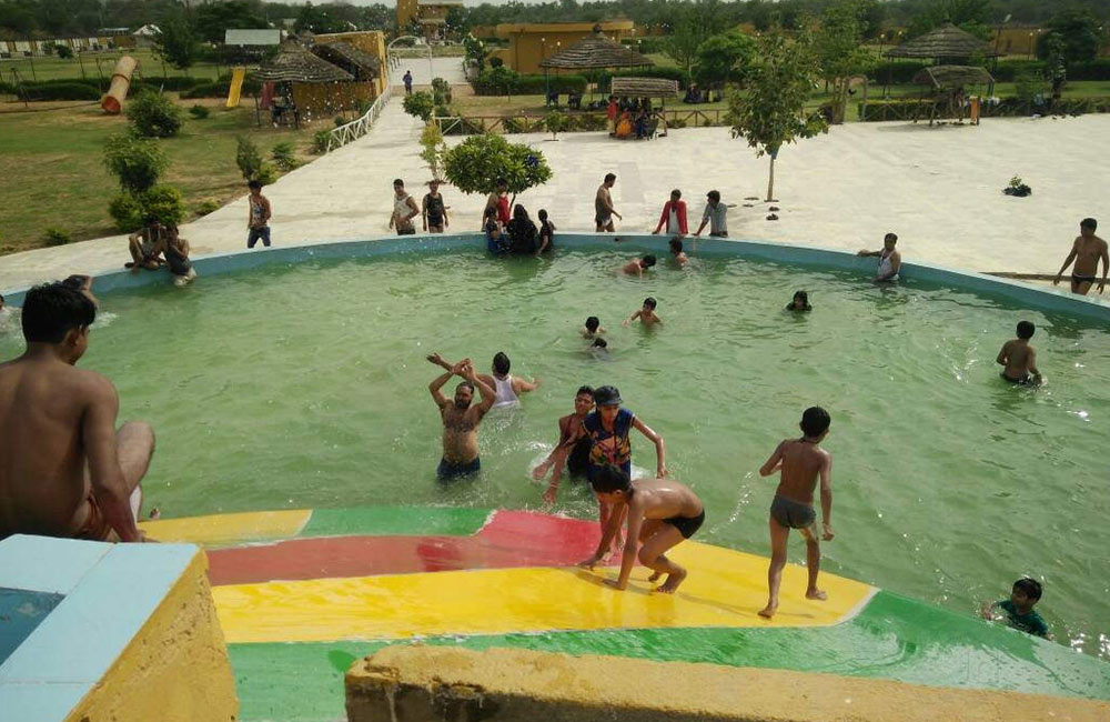 Mauj Mahal Water Park and Fun Resort | Amusement Parks in Jaipur