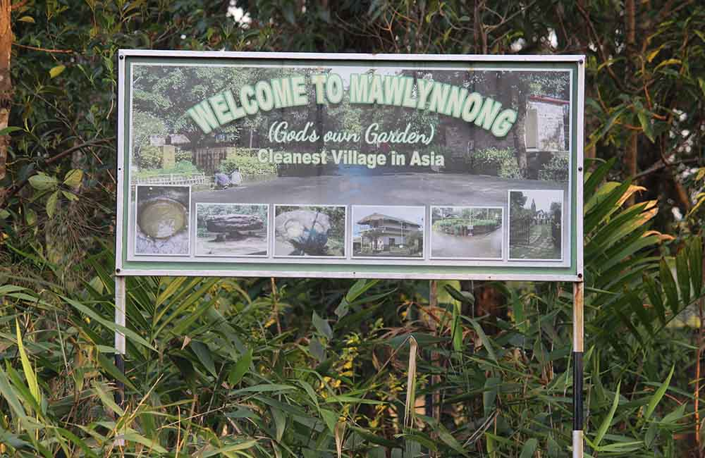 Mawlynnong Village, Meghalaya | #8 of 22 Places to Visit in Northeast India