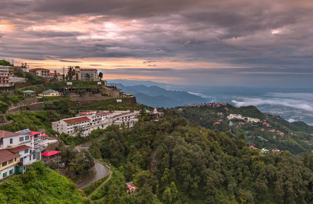 Mussoorie | Hill Stations near Amritsar within 500 km