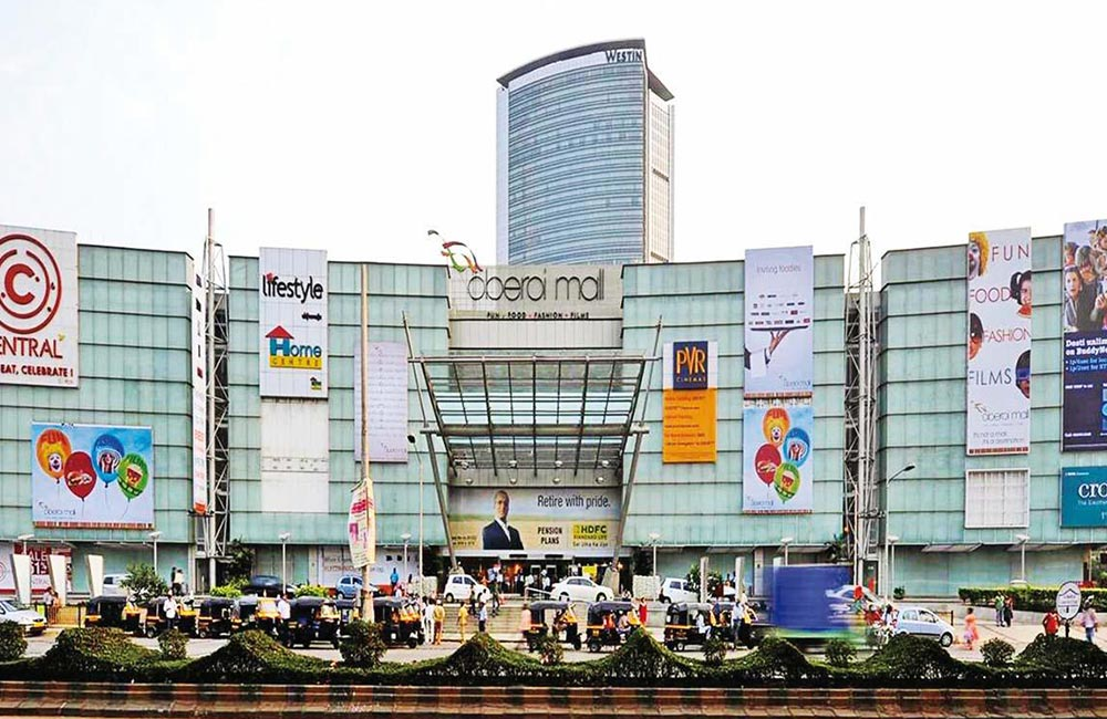 Oberoi Mall | List of Malls in Mumbai