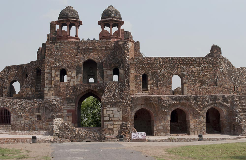 Old Fort | Forts in Delhi