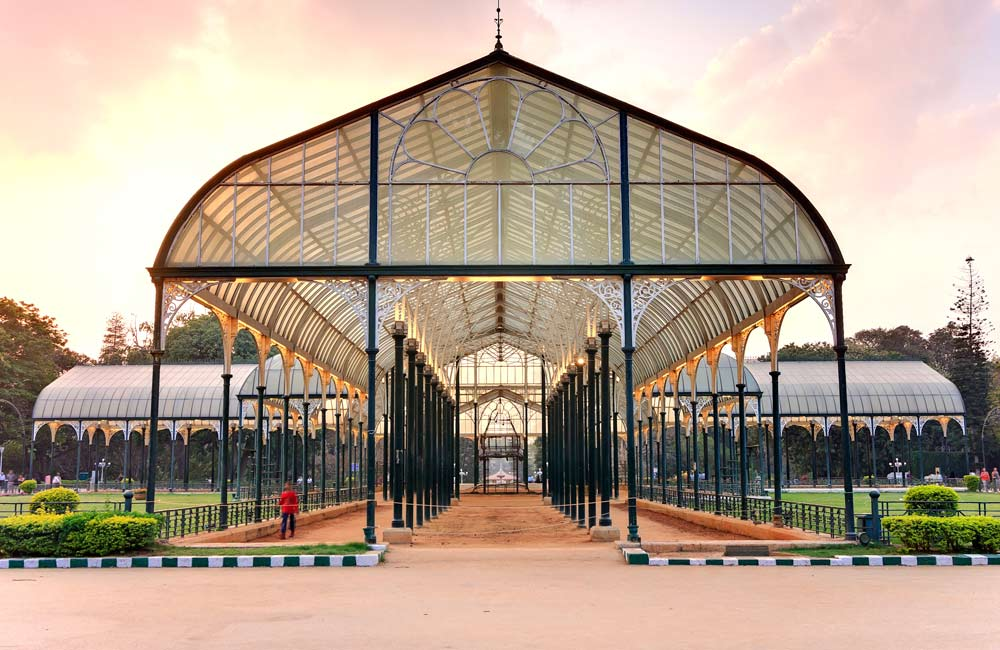 Lal Bagh Botanical Garden | Places to visit in Bangalore for couples