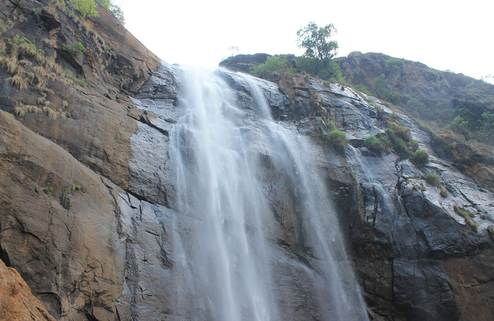 Puliyancholai Waterfalls near Chennai