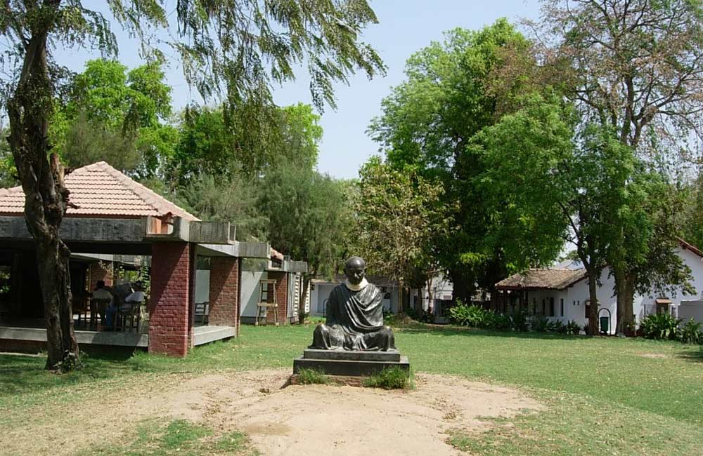 Sabarmati Ashram | Tourist places in Ahmedabad