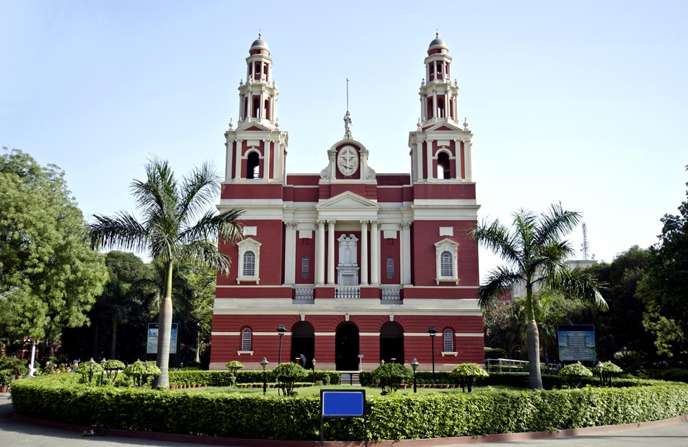 Sacred Heart Cathedral Church | Roman Catholic Churches in Delhi