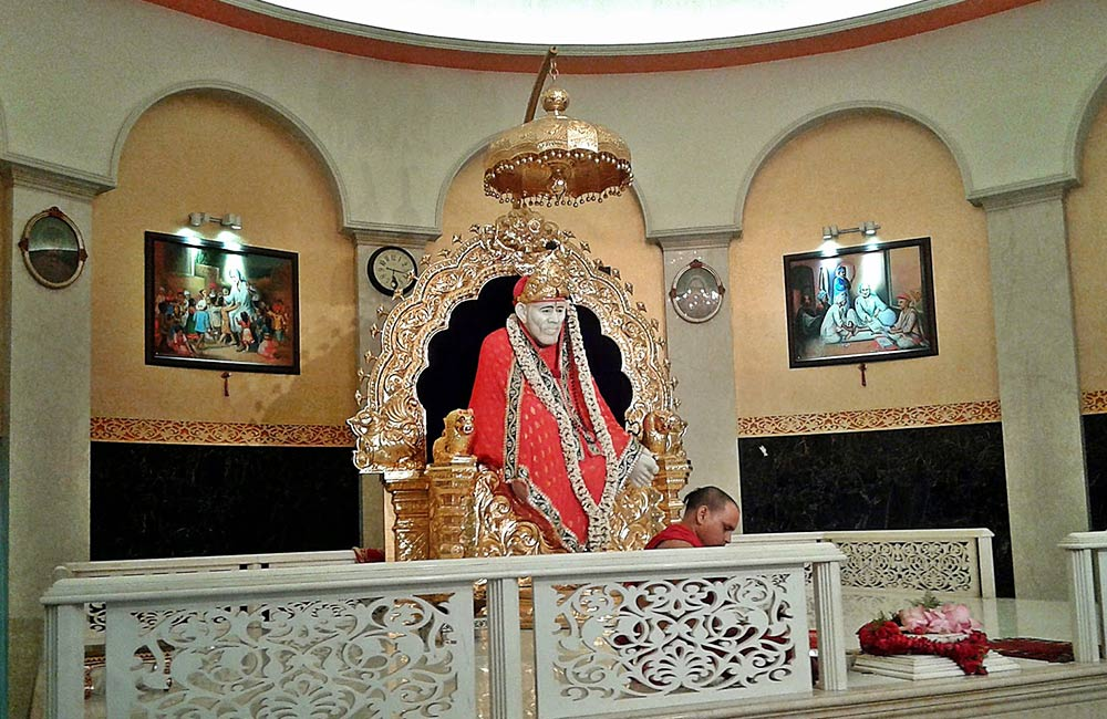 Shirdi Sai Baba Temple | Famous Sai Baba Temples in Kolkata