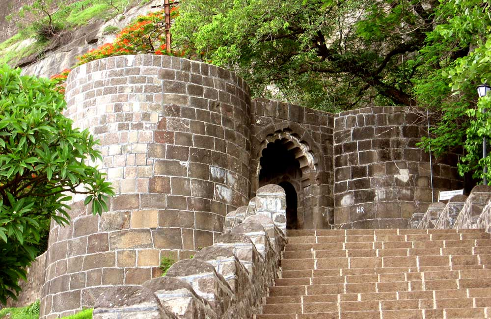 Shivneri Fort | historical places in pune maharashtra