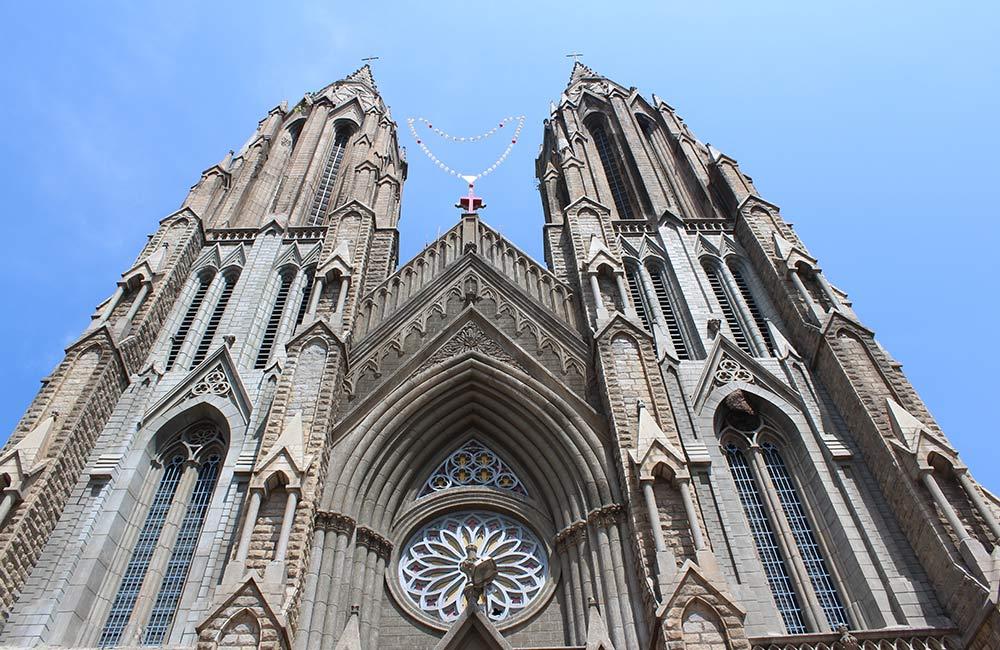 St. Philomena's Church | tallest churches in Asia