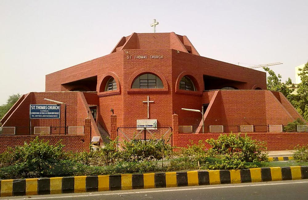 St. Thomas Church | Catholic Church in New Delhi