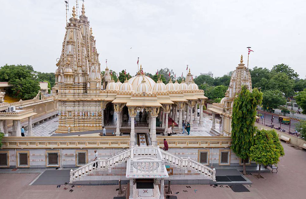 Swaminarayan Temple | Among the Best Tourist Places in Ahmendabad
