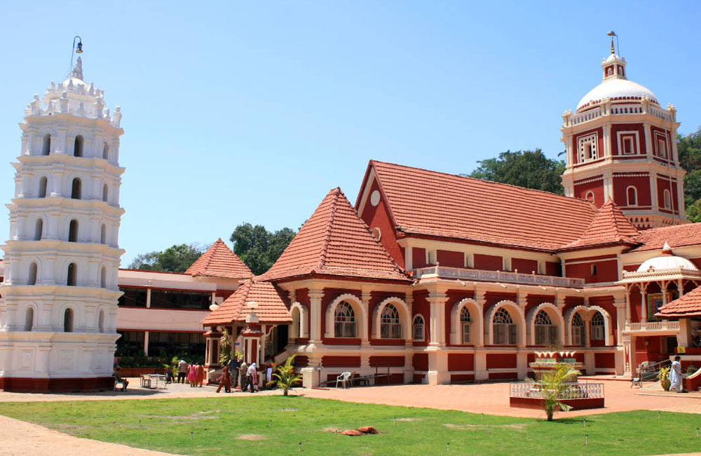 Shri Shantadurga Temple, South Goa