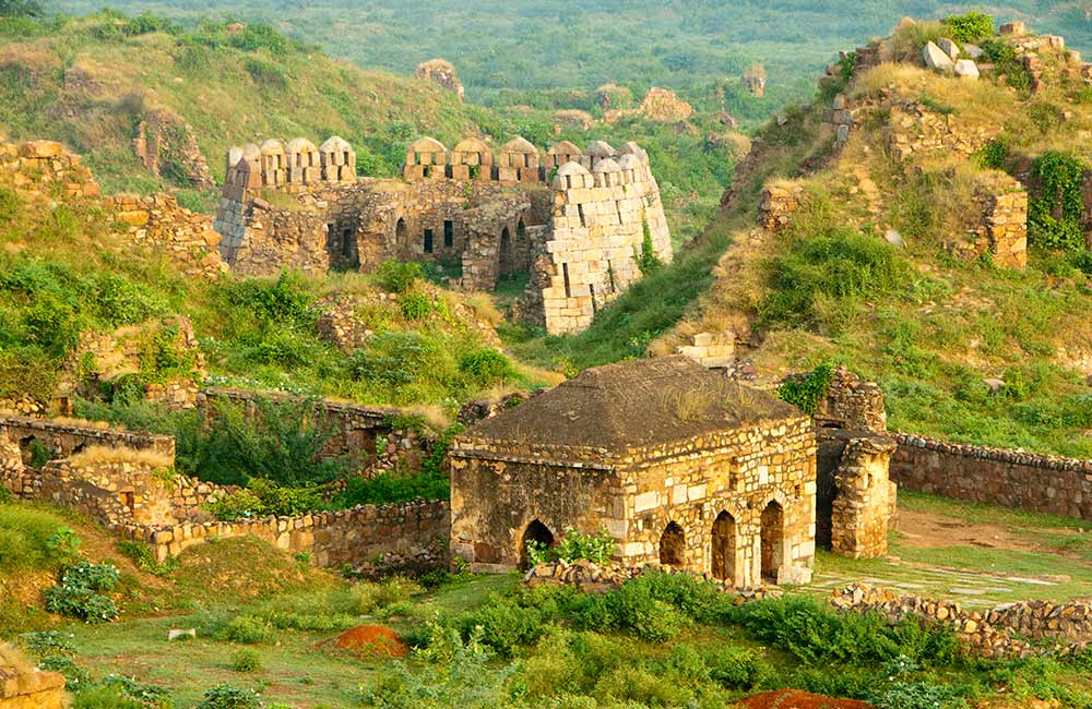 Tughlaqabad Fort | Forts in Delhi for Couples