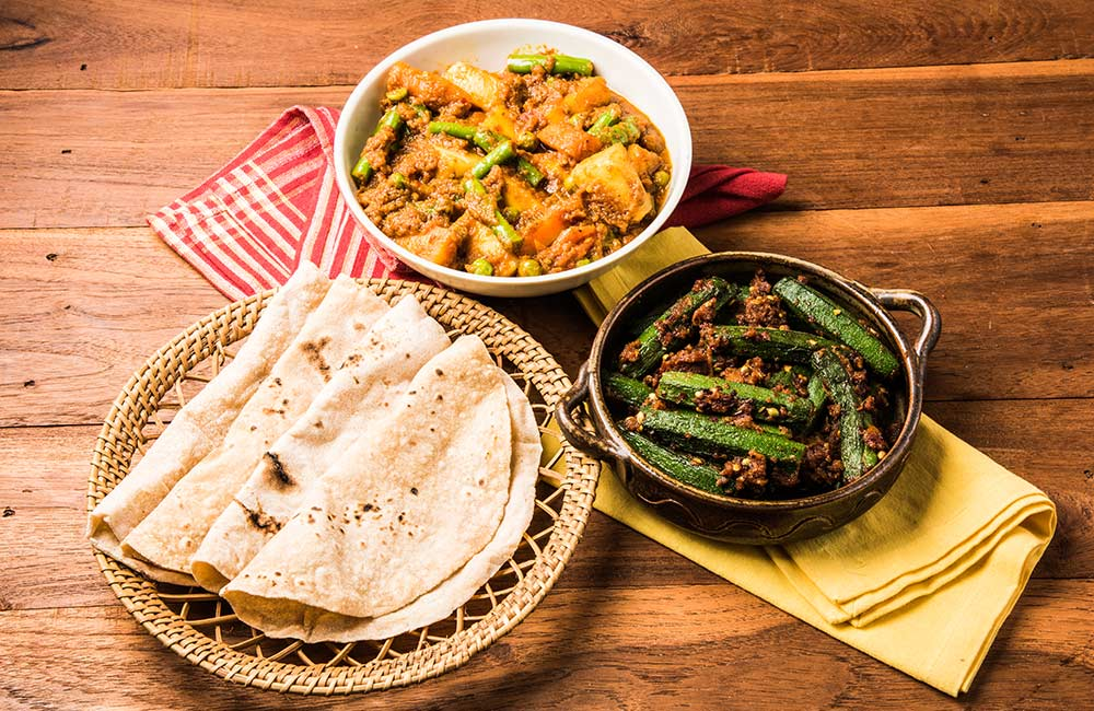 Veg restaurants in Bhopal