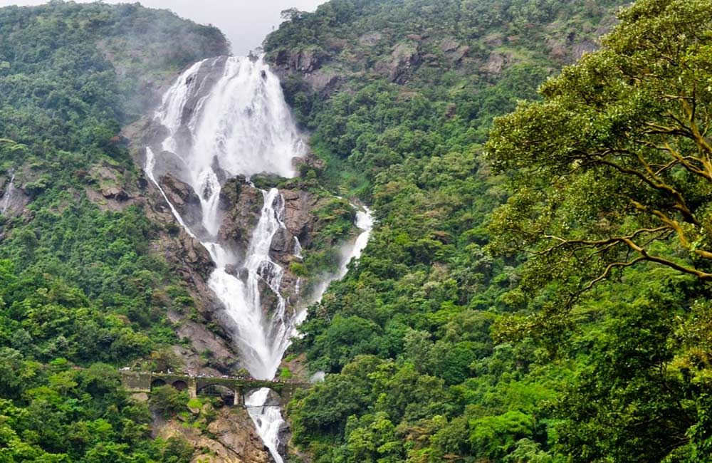 Places to Visit in Goa: Waterfalls – Absolutely Spectacular