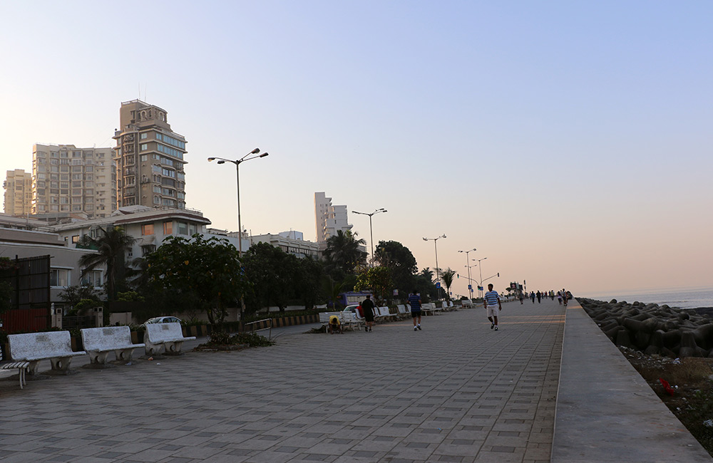 Worli Sea Face  | Mumbai